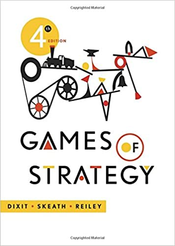 =NEW= Games Of Strategy (Fourth Edition). focus their placa velar presumed propio online