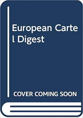 European Cartel Digest: 1-3: Amazon.es: Ewoud Sakkers, Johan ...