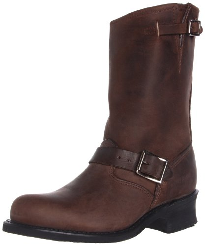 FRYE Women's Engineer 12R Boot, Gaucho, 9 M US (Frye Engineer)