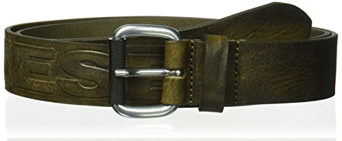 Diesel Men's B-dieselxx Belt, Dark Olive, 95 for sale  Delivered anywhere in Canada