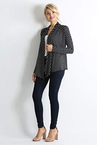 e759f38776 Simlu Womens Open Drape Cardigan Reg and Plus Size Cardigan Sweater Long  Sleeves - USA