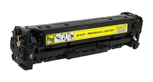 Inksters Remanufactured Toner Cartridge Replacement for HP 2025/Canon 118 Toner Yellow, CC532A (HP 304A) / 2659B001AA (2.8K Pages)