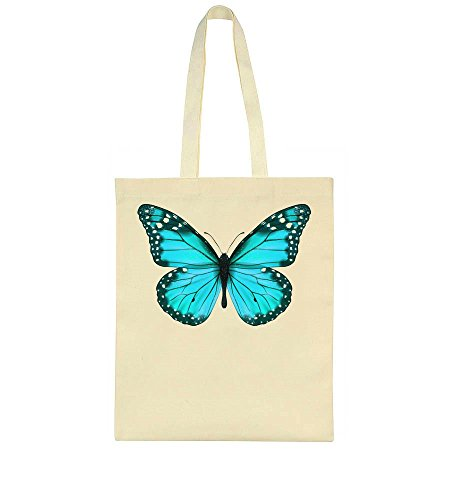 Tote Butterfly Blue Tote Blue Bag Butterfly Beautiful Bag Butterfly Beautiful Blue Tote Beautiful Txx6qPf