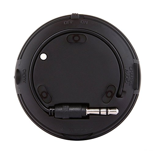 I-VOM Expandable BASS Resonator + Mini Speaker for iPhone/iPad/iPod/MP3 Player/Laptop - Black by I-VOM (Image #2)