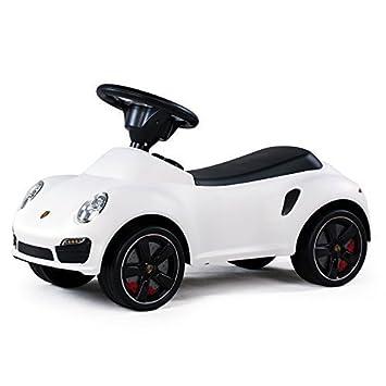Leomark Porsche 911 Turbo S Blanco Juguetes De Montar Correpasillos Para Niños Coche Correpasillos Rojo Coche Infantil Auto De Juguete Para Bebés Licencia: ...