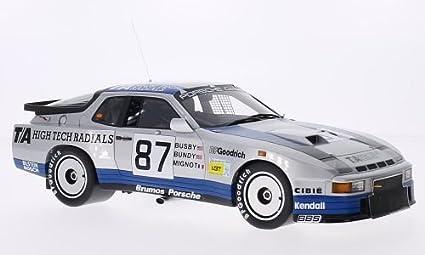 Porsche 924 Carrera GTR, No.87, Brumos Porsche, T/A High