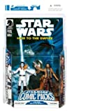 Star Wars Clone Wars Action Figure Comic 2-Pack Dark Horse: Heir to the Empire #1 Grand Admiral Thrawn and Talon