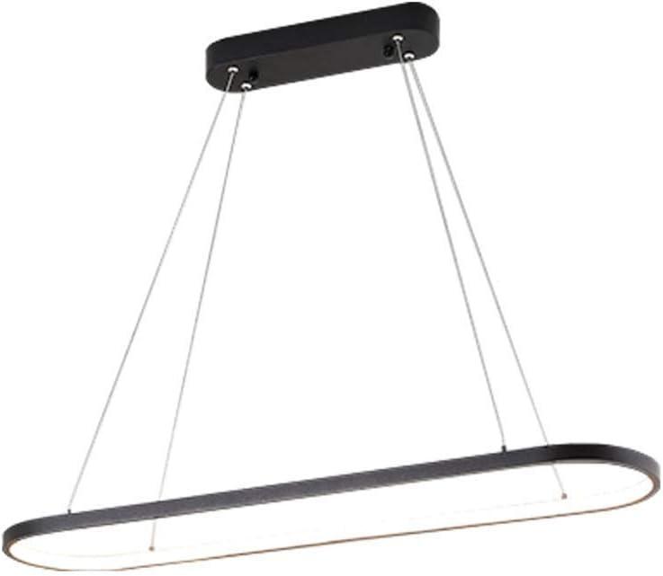 XYSQWZ Lámpara Colgante De Techo Led De 33 W Moderna Y Elegante Diseño De Anillo Redondo Lámpara Colgante Regulable con Control Remoto Lámpara De Araña para Cocina Isla Bar Comedor Oficina Estudio