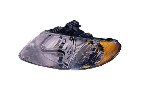 Dodge Caravan Grand Town & Country Voyager 01 - 07 Head Light 4857701Ab Ac Lh