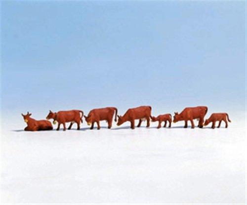 Noch 15720 Cows Brown Landscape Modelling