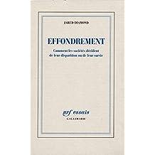 EFFONDREMENT : COMMENT LES SOCIÉTÉS DÉCIDENT DE LEUR DISPARITION OU DE LEUR SURVIE