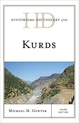 Historical Dictionary of the Kurds (Historical Dictionaries of Peoples and Cultures)