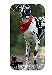 Tpu Fashionable Design Dalmatian Rugged Case Cover For Galaxy S4 New