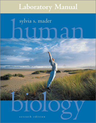 Lab Manual to accompany Human Biology