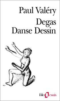 Degas Danse Dessin par Valéry