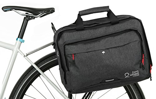 Two Wheel Gear - Pannier Briefcase Convertible