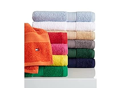 Tommy Hilfiger todos los American Toallas de Baño de 3 piezas Juego de toallas Toalla de