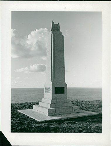 Vintage photo of The granite - Column Granite