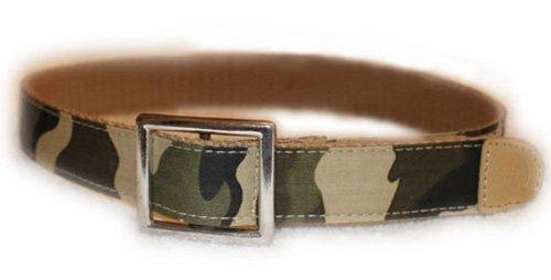 Camoflauge Velcro Adjustable Toddler Belt (0-6 yrs) (Large (Age 4-6 yrs.; Waist 21.5-23