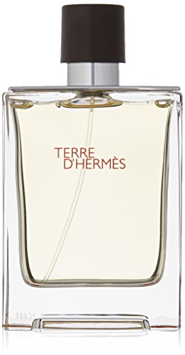 Hermes Mens Eau De Toilette (Hermes Terre D'hermes Eau de Toilette Spray for Men, 3.3 Fluid Ounce)
