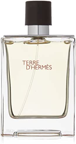 Hermes Terre D'hermes Eau de Toilette Spray for Men, 3.3 Fluid Ounce