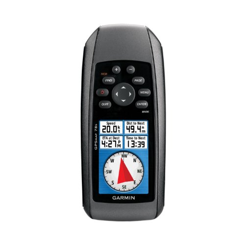 Garmin International GPSMAP And 78 Series Marine Handheld GPS