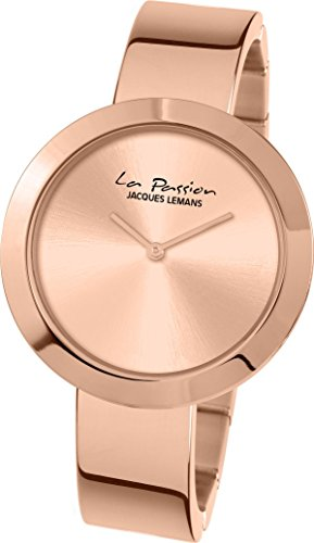 Jacques Lemans La Passion LP-113F Wristwatch for women Flat & light