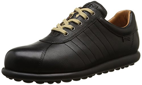 SK Studio Mens Leather Fashion Sneaker with Holes