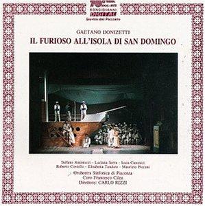 Donizetti - Il furioso all'isola di San Domingo / Antonucci, Serra, Canonici, Piacenza SO, Rizzi by Bongiovanni