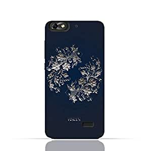 Huawei Honor 4C TPU Silicone Case with Zodiac-Sign-Pisces Design