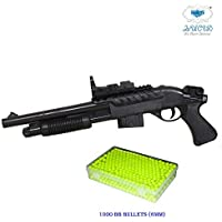 Lucid Toy Softgun with Complementary 1000 BB Bullets (6MM)