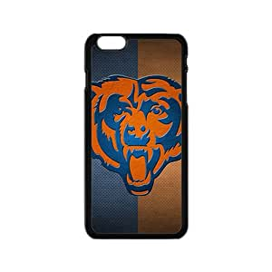 chicago bears Phone Case for Iphone 6 Black