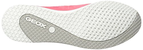 Geox D AVERY C - Mocasines Mujer Rojo - Rot (CORALC7008)