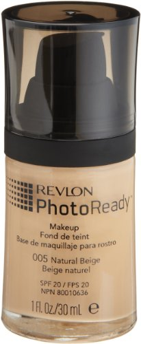 Revlon PhotoReady maquillage, Beige Naturel 005, 1 once liquide