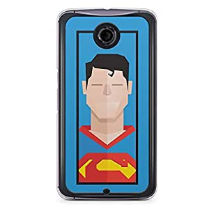 Superman Nexus 6 Transparent Edge Case - Street Fighter Polygonal Collection