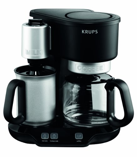 krups latteccino coffee maker - 1
