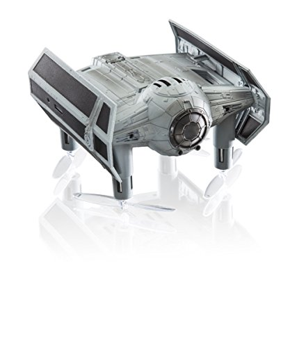 Propel Star Wars Quadcopter: Tie Fighter Collectors Edition Box]()