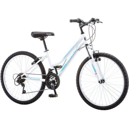 24' Roadmaster Granite Peak Girls' Bike - White