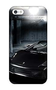 AmandaMichaelFazio Case Cover Protector Specially Made For Iphone 5/5s Adv1 Lamborghini Gallardo Spyder