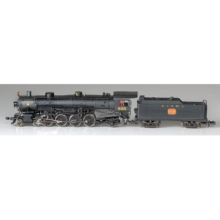 N Spectrum USRA 4-8-2 Light, NC&StL #555