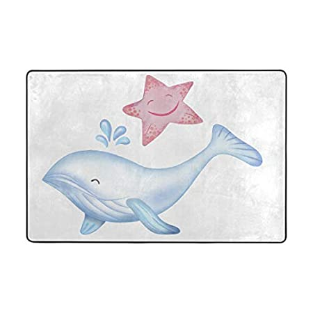 41M8CZ4SCfL._SS450_ Whale Rugs and Whale Area Rugs