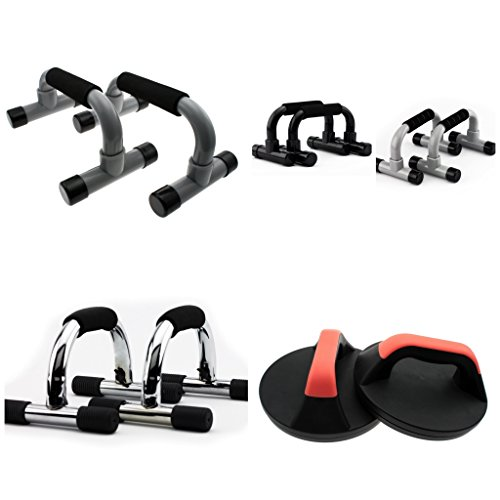 Wacces Push up Push up Stand Bar for Workout Exercise