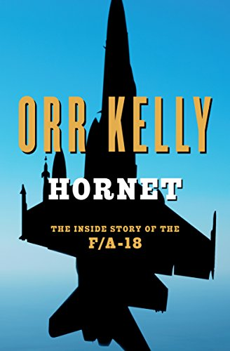 Hornet: The Inside Story of the F/A-18 cover