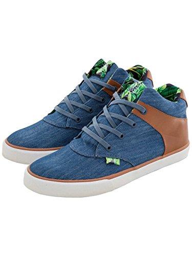 Djinns - Zapatillas altas hombre Azul - azul