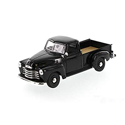 Maisto 1:25 Scale 1950 Chevrolet 3100 Pickup Diecast Truck Vehicle (Colors May Vary): Toys & Games