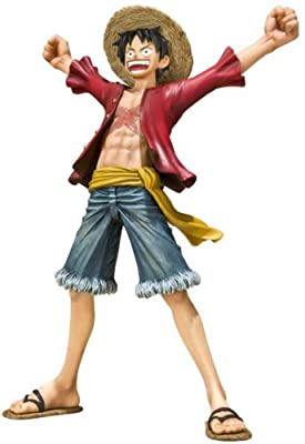"Bandai Monkey D. Luffy ( World Version) ""One Piece"" - Figuarts Zero"