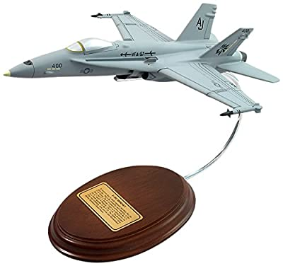 Mastercraft Collection F-18 Navy Wood Model Aircraft Model