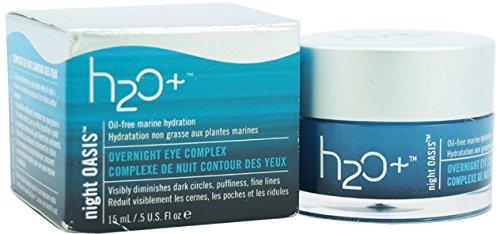 Unisex H2O+ Night Oasis Overnight Eye Complex Treatment 1 pcs sku# 1790677MA Night Oasis Overnight Eye