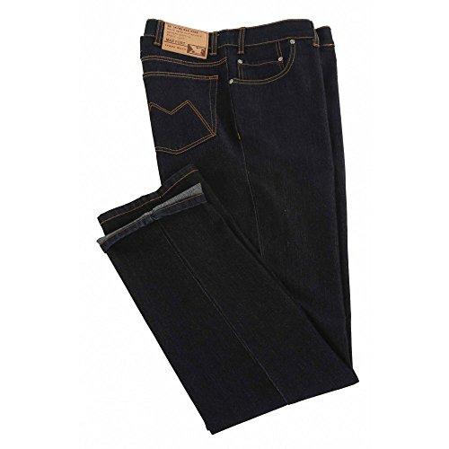 Forti Scuro Taglie Elasticizzato Blu Jeans Uomo Maxfort qYtgRz
