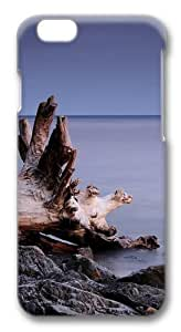 Beach roots Custom For Iphone 5/5S Case Cover Polycarbonate 3D